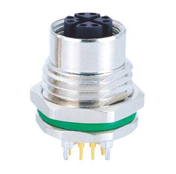 M12 connectors waterproof circular connector cable assembly introduce